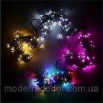 Світлодіодна гірлянда Стрінг Лайт LED-PLR-100-240V (100 св, колір рожевий)