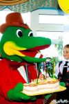 Веселі дитячі дні народження навіть для самих маленьких з добрими чарівниками Корпорації свят «Банзай!».
