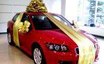 Что подарить в машину девушке