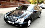 Авто на свадьбу Mercedes-Benz E-Class