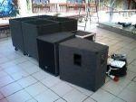 Сдам в аренду на летний период звуковой комплект мощностью 6-12кВт.