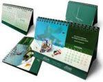 Печать календарей настольных, настенных, квартальных, корпоративных, рекламных, семейных.