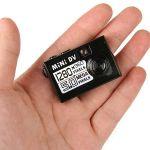 Мини видеокамера с детектором движения