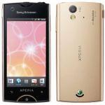 Sony Ericsson Xperia Ray Gold в наявності