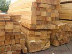 Брус дерев'яний