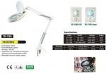 Збільшувальна лампа-лупа 5X (на струбцині) подарунок