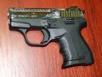 Стартовий пістолет Stalker 906 чорний або хром з різьбленням.