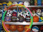 М'ячі для футболу, волейболу, баскетболу, фітнесу, гімнастики