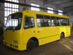 Відновлювальний ремонт автобусів