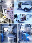 Лабораторія дослідження свердловин на базі ГАЗ 2752