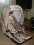 Дитяча коляска (САТУРН)
