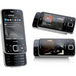 Nokia N96 Slide Black