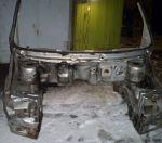 Продам переднюю часть кузова MERCEDES VITO W638