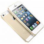 Шикарний Apple iPhone 5 32Gb Gold