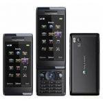 Sony Ericsson Aino U10I Black