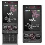 Sony Ericsson W715 Black Новий