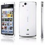 Сенсореий Sony Ericsson Xperia Arc S White