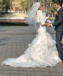 Продам Вишукане весільне плаття!!!