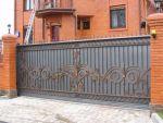 Откатные ворота Черновцы