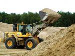 Песок оптом с доставкой по Киеву и области