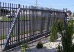 Відкатні ворота від 5600 грн