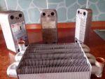 Промивка теплообмінників котлів колонок