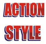 """Інтернет-магазин спортивних товарів """"Action Style"""""""