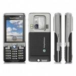 Sony Ericsson C702 чорний