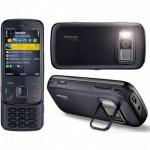 Телефон-слайдер Nokia N86