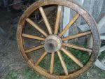 Продам дерев'яні колеса