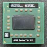 Продам процессор для ноутбука AMD Turion 64 X2 TL-56