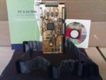 Продам SCSI PCI card dual chanel