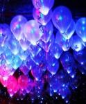 повітряні кульки що світяться, з підсвіткою, доставка, Львів