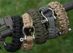 Продам браслеты выживания из Паракорда (Paracord-550). Плете