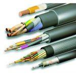 Силовий, контрольний кабель КВВГ (Кввгенг) (ввг) (FTP LAN)