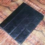 Шкіряний чохол для iPad 2 / New iPad 3