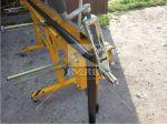 Листозгинальний верстат для гнуття металу Sorex ZRS 2360