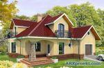 Проекти будинків, котеджів, дач.