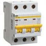 Автоматический выключатель ВА 47-29М 3П  20А С 4,5кА ІЕК