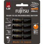 Акумулятор Fujitsu HR-3UTHCEX(4B) АА, 2450 мАч, 4 шт