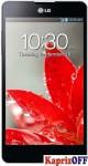 Мобільний телефон LG Optimus G E975 Black.