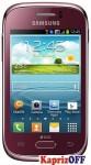 телефон Samsung Galaxy Young S6312 Wine Red