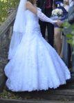 "Продам весільну сукню "" Русалонька """