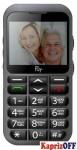 Мобильный телефон Fly Ezzy 4 Grey-Black
