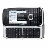 Новий Nokia E75 слайдер