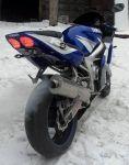 Yamaha R6, Ямаха Р600