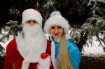 Дід Мороз в Кременчуці