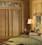Экожалюзи из дерева и бамбука - натуральный декор интерьера