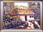 Картини та ікони з бурштина