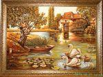 Продаю картини та ікони з бурштина
